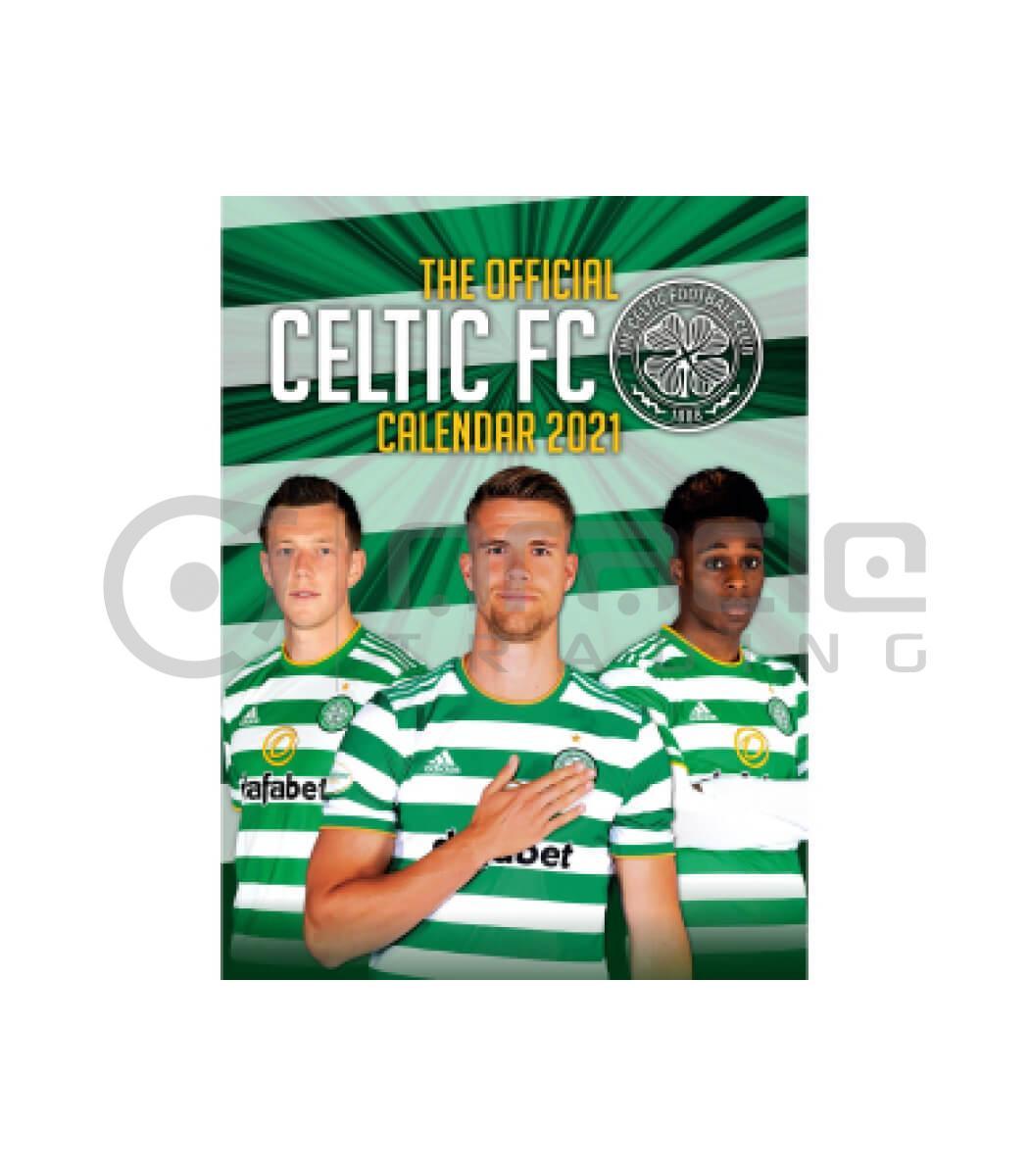 Celtic 2022 Calendar (NOV Delivery)