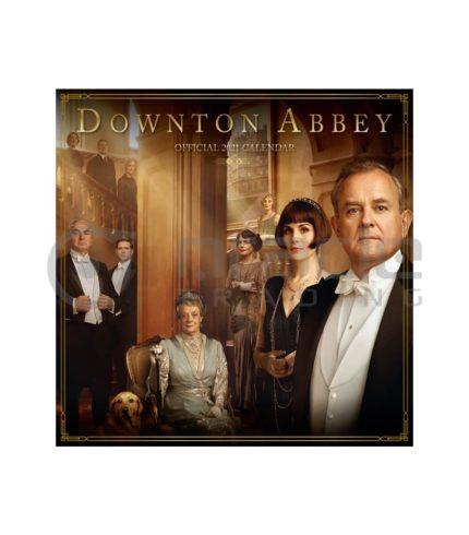 Donwton Abbey 2021 Calendar