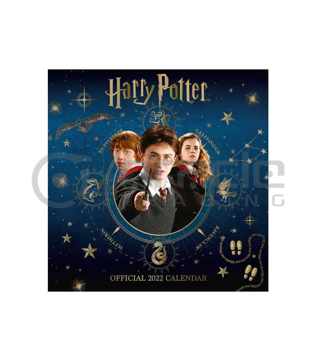 Harry Potter 2022 Calendar (OCT Delivery)