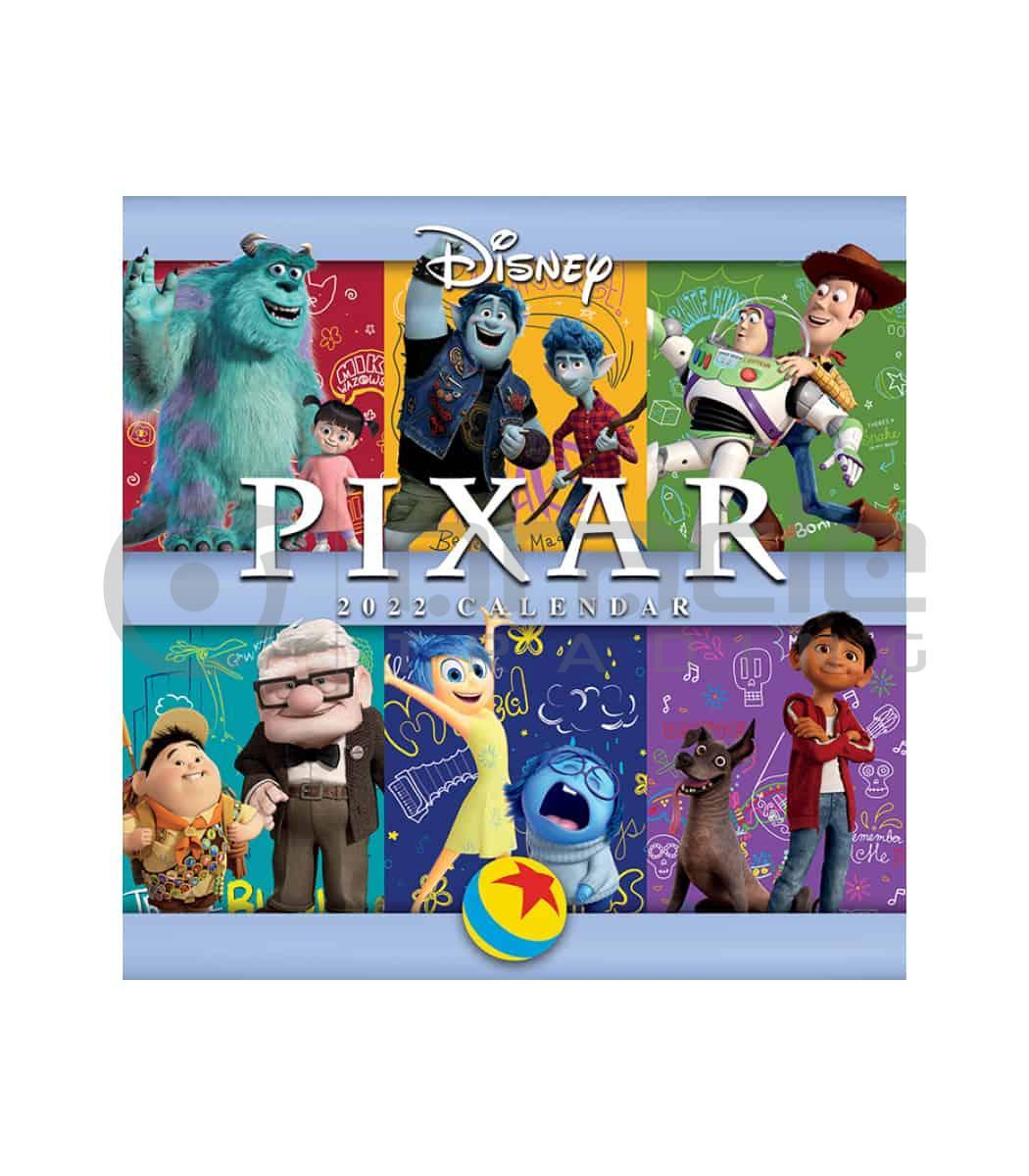 Pixar 2022 Calendar (OCT Delivery)