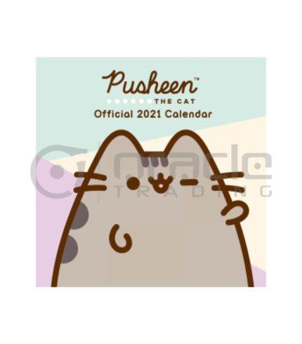 Pusheen 2021 Calendar