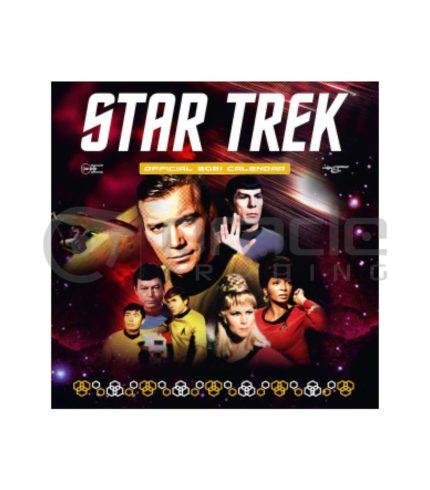 Star Trek Classic 2021 Calendar