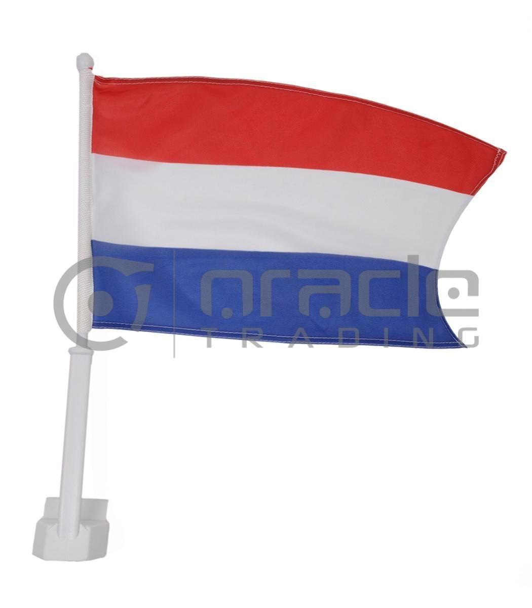 Netherlands Car Flag (Holland)