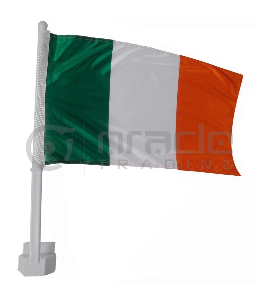 Ireland Car Flag