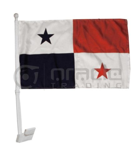 Panama Car Flag