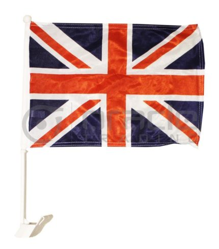 UK Car Flag (Union Jack)