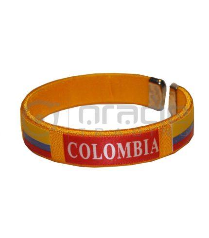Colombia C Bracelets 12-Pack