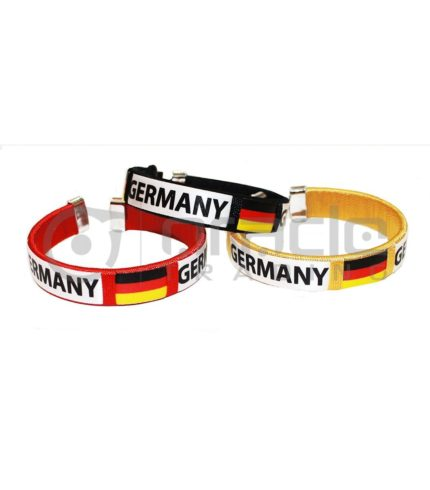 Germany C Bracelets Tricolour 12-Pack
