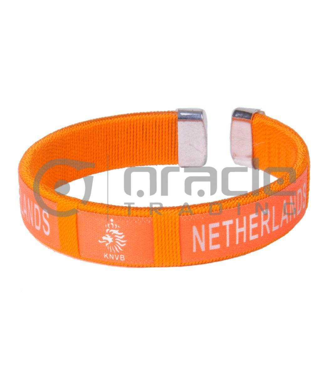 Holland C Bracelets 12-Pack - Orange