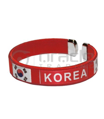South Korea C Bracelets 12-Pack