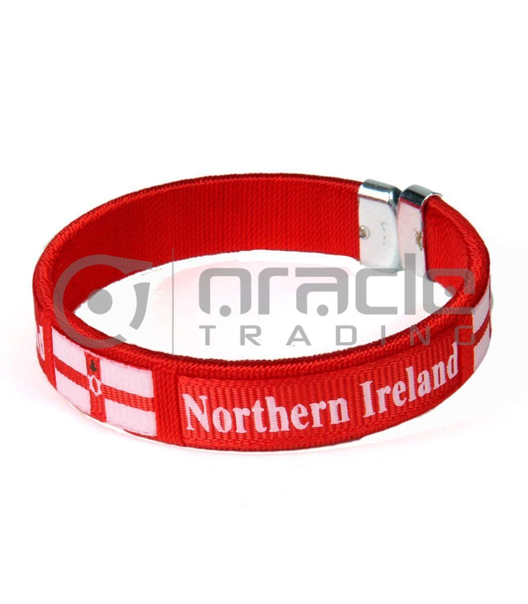 Northern Ireland C Bracelets 12-Pack