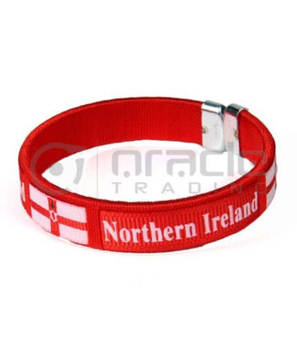 Northern Ireland C Bracelets 12-Pack