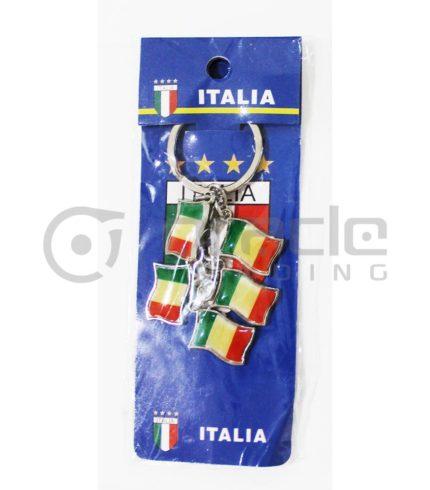 Italia Charm Keychain 12-Pack