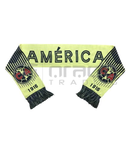 América Knitted Scarf
