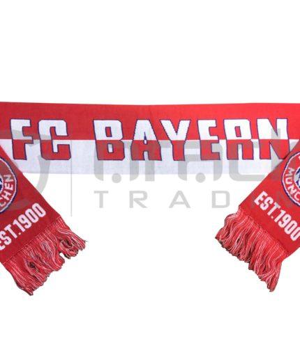 Bayern Munich Knitted Scarf
