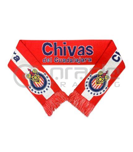 Chivas Knitted Scarf