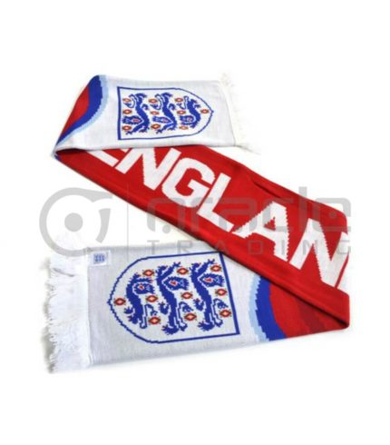 England FA Knitted Scarf