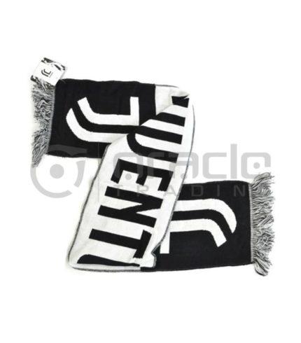 Juventus Knitted Scarf - White