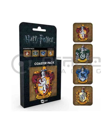 Harry Potter 4-Pack Coaster Set