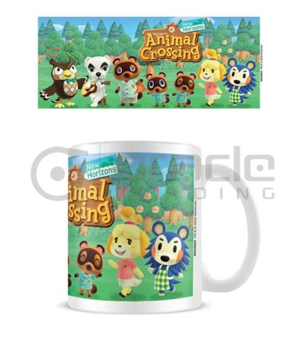 Animal Crossing Mug - Lineup