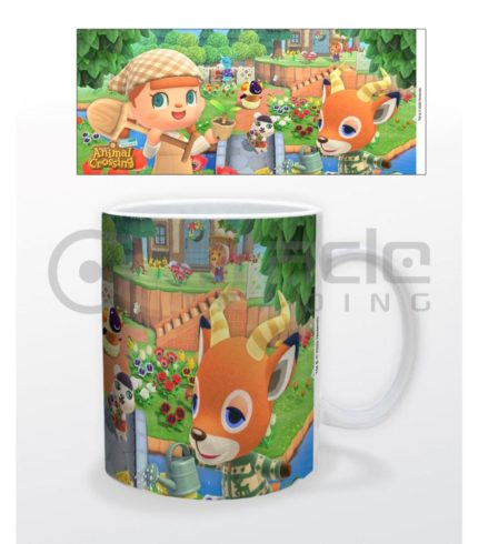 Animal Crossing Mug - Spring
