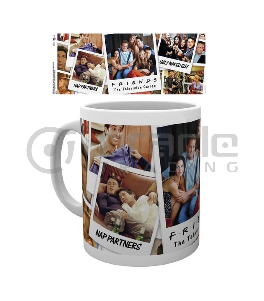 Friends Mug - Polaroids