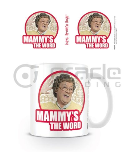 Mrs. Brown's Boys Mug - Mammy's the Word