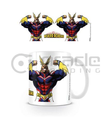 My Hero Academia Mug - All Might Flex
