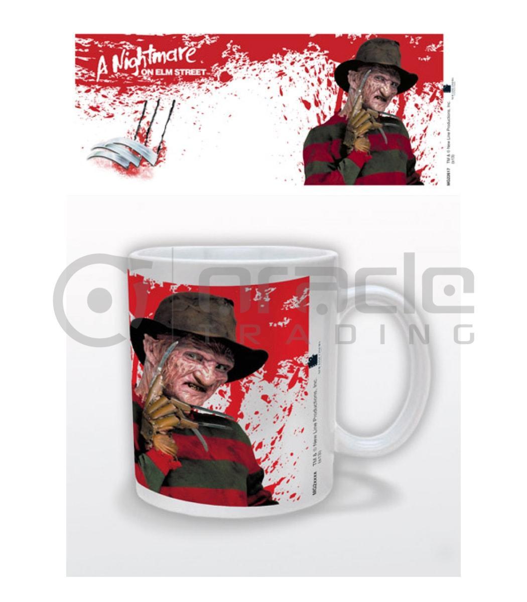 A Nightmare On Elm Street Mug - Freddy Krueger