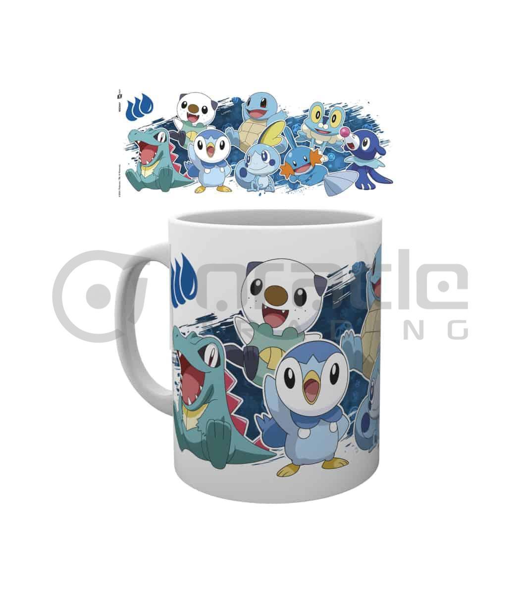 Pokémon Mug - First Partners - Water