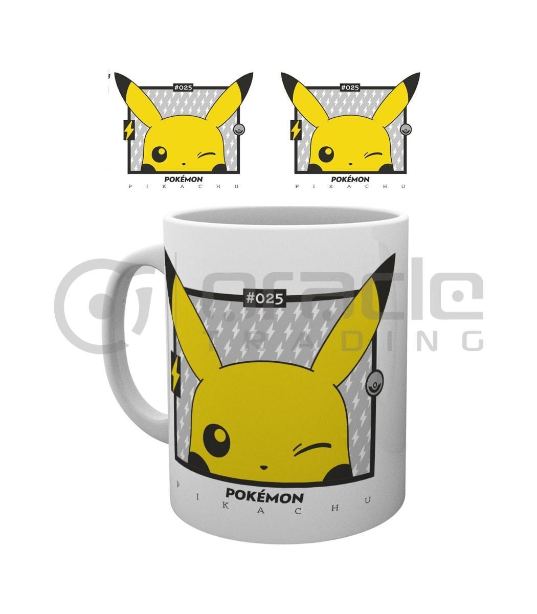 Pokémon Mug - Pikachu Wink