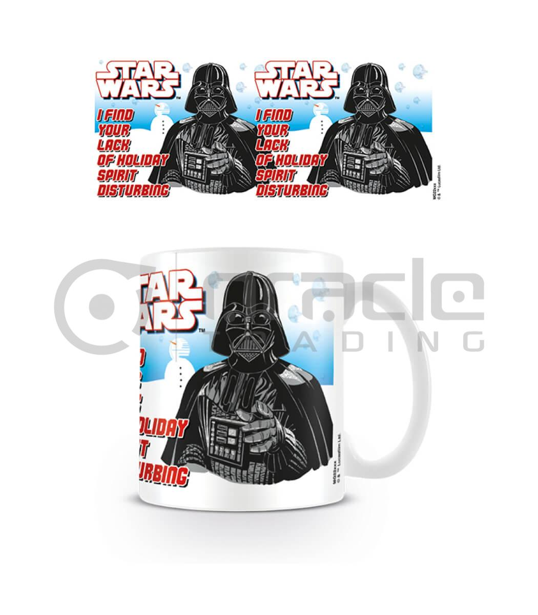 Star Wars Mug - Holiday Spirit
