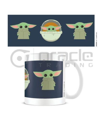 Star Wars: The Mandalorian Mug - Illustration
