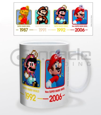 Super Mario Mug - Dates