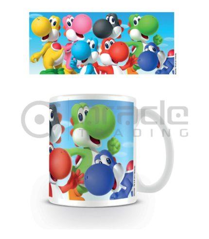 Super Mario Mug - Yoshi
