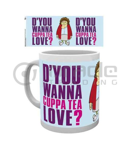 Mrs. Brown's Boys Cuppa Tea Love Coffee Mug