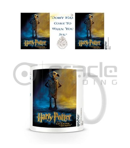 Harry Potter Dobby Coffee Mug (Dobby's Warning)