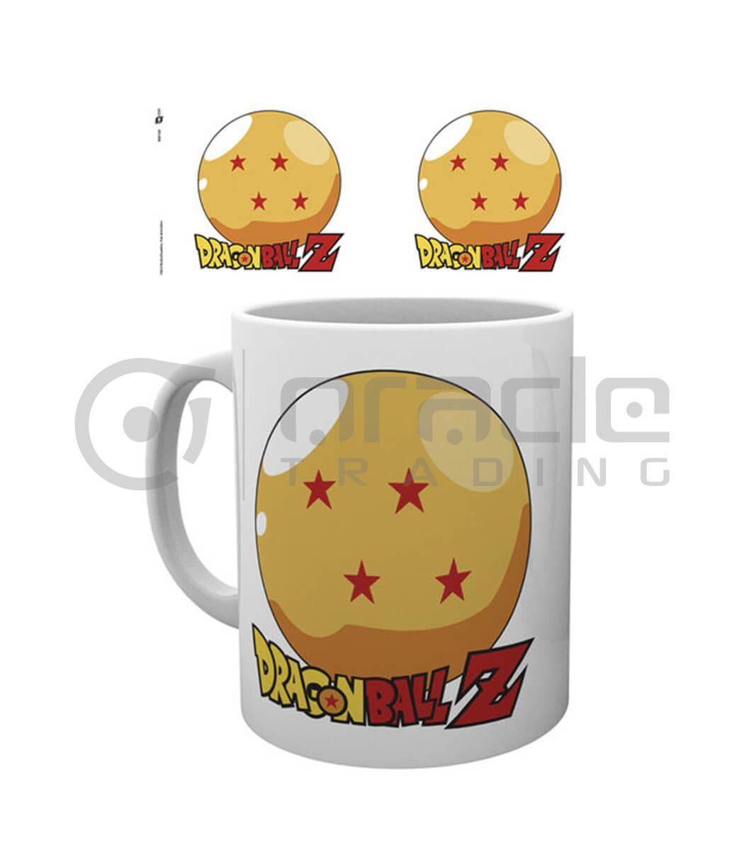 Dragon Ball Z Mug - Logo