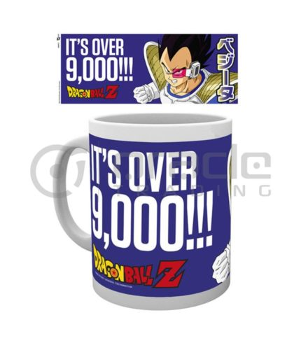 Dragon Ball Z Mug - Vegeta