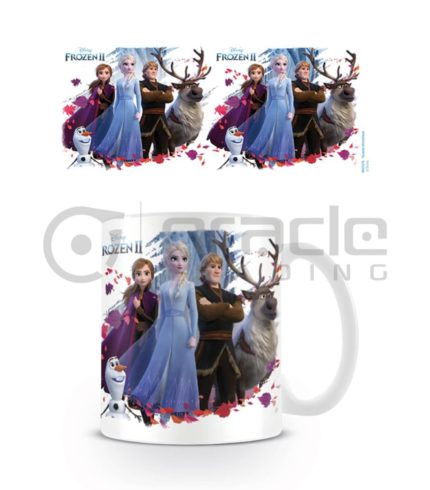 Frozen Mug - Frozen II Group