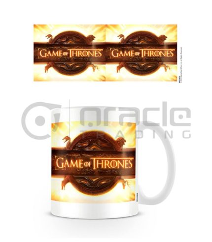 Game of Thrones Logo Coffee Mug