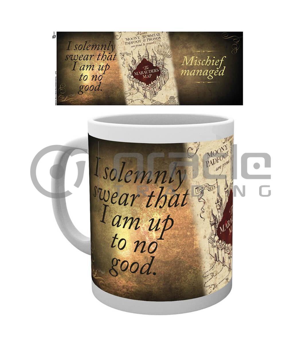Harry Potter Marauders Map Coffee Mug