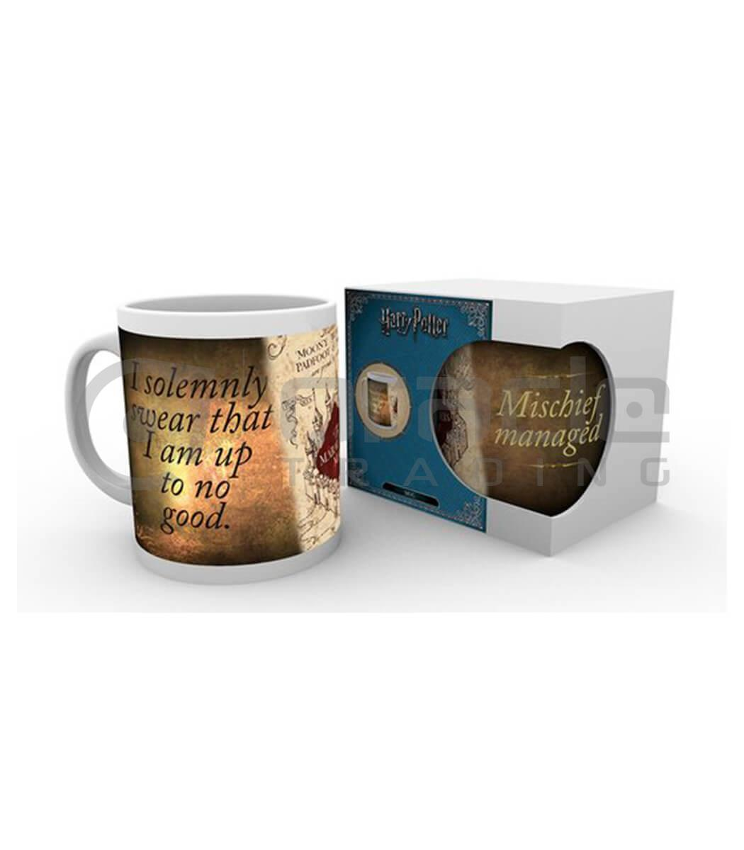 Coffee Marauders Map Mug Potter Harry 7bfyg6