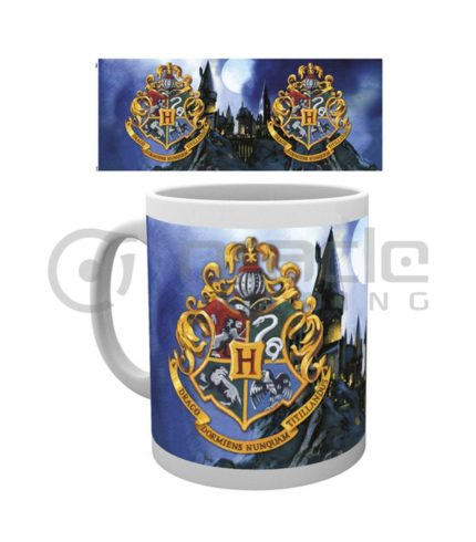 Harry Potter Hogwarts Coffee Mug