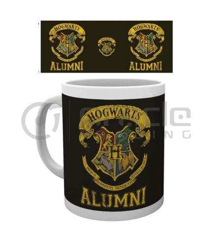 Harry Potter Hogwarts Alumni Mug
