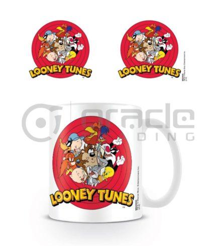 Looney Tunes Mug - Logo