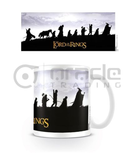 Lord of the Rings Fellowship Coffee Mug