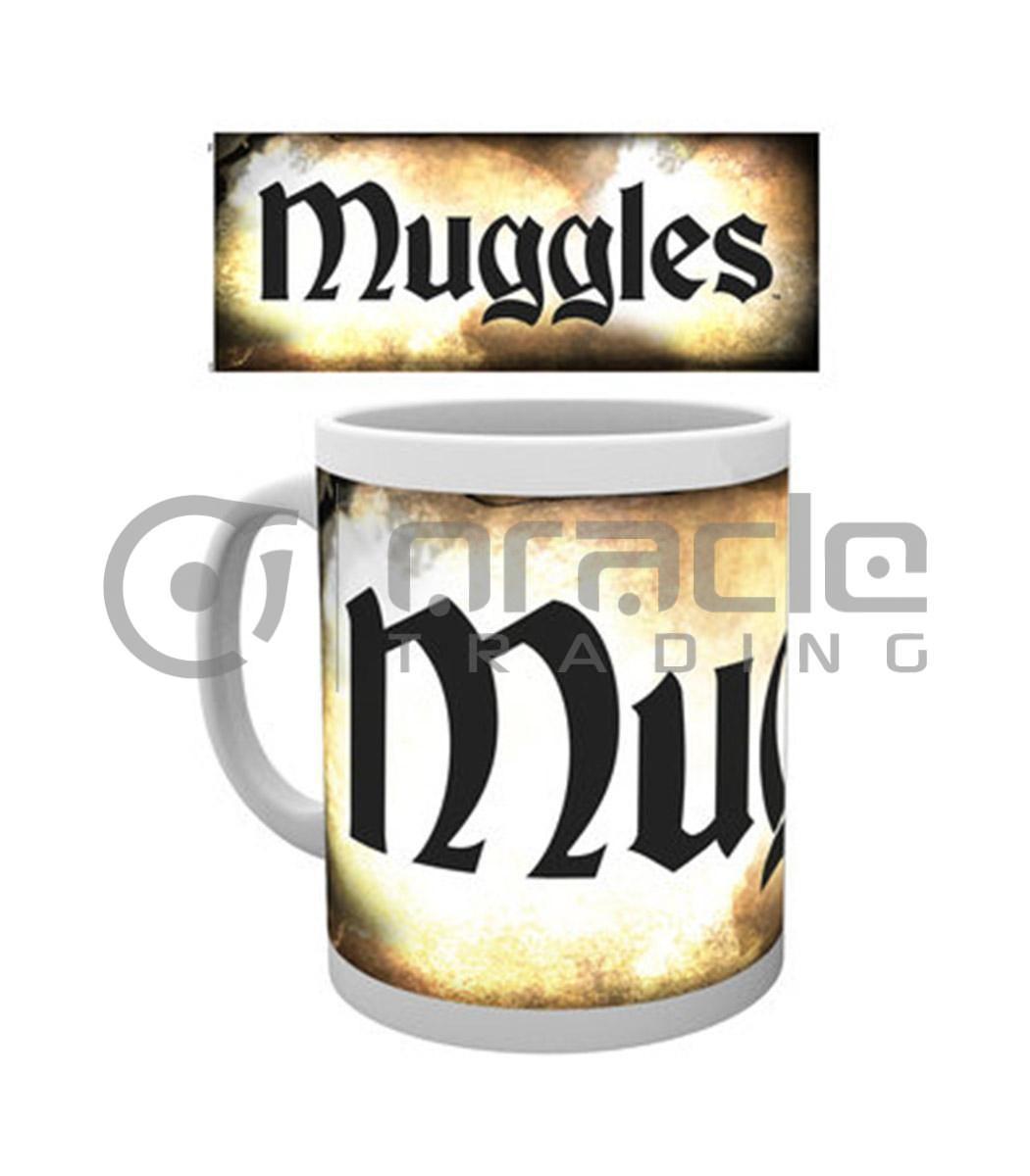 Harry Potter Muggles Coffee Mug