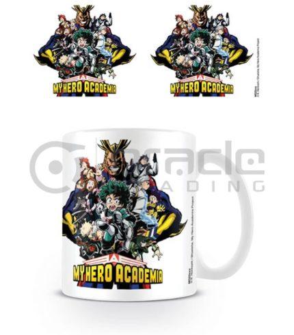 My Hero Academia Mug - Characters