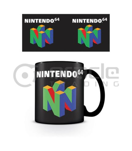 Nintendo Coffee Mug (N64)